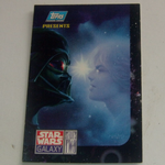 Star Wars Galaxy 1994 series 2 Topps #141 title card Trading card (1)